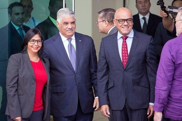 Negociaciones Venezuela
