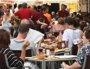 """Foto: """"Séptima multa coercitiva"""" para un bar por veladores no autorizados mientras otro incumple una orden desde 2008"""