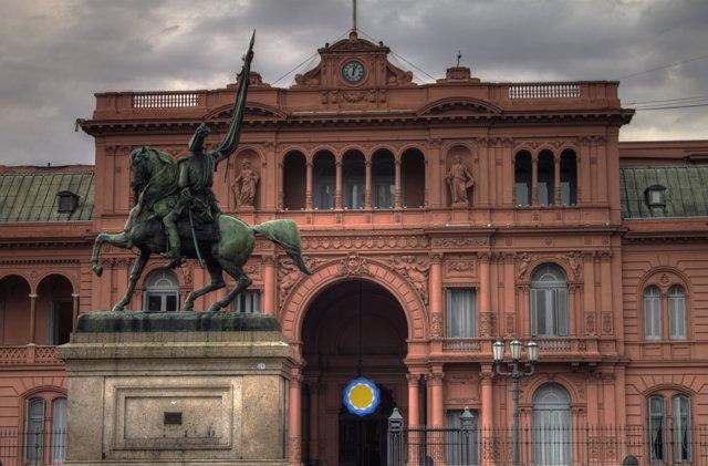 Sede del Gobierno de Argentina