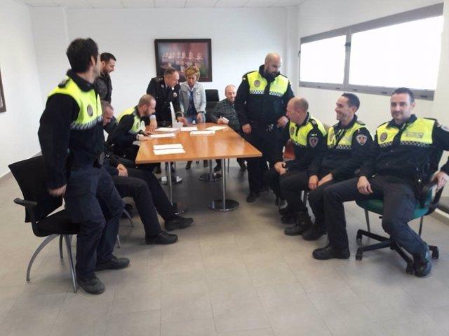 Policía Local de Lorca
