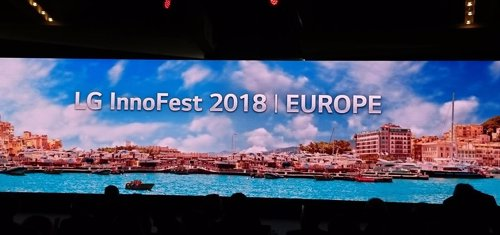 LG Innofest Europe 2018