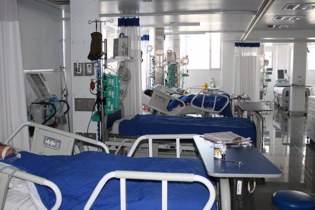 Unidades de Cuidados Intensivos Pediátricos UCIP