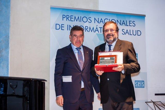 Nota De Prensa: Premio Jefe Servicio Anatomía Patológica Puerta Del Mar