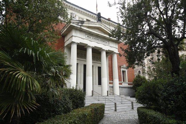 Edificio de la Real Academia Española de la Lengua, RAE