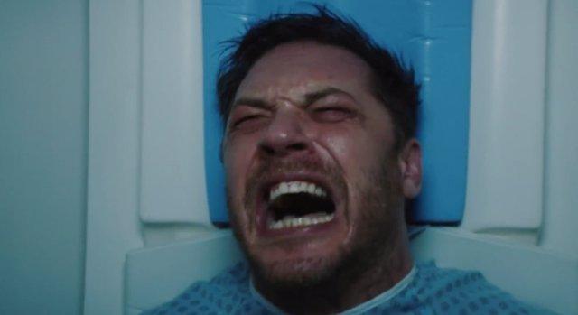 Tom Hardy en Venom