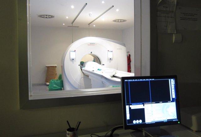 TAC, tomografía, prueba radiodiagnóstica