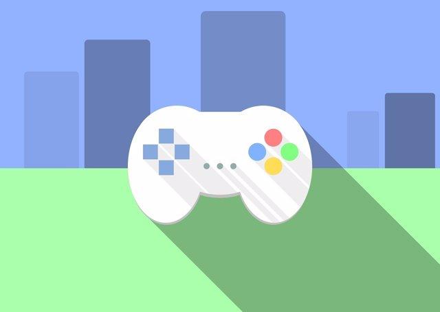 consola videojuegos google