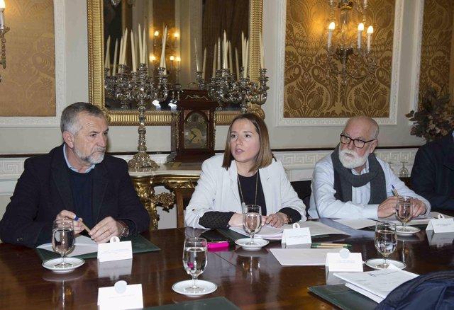 Ana Carrera, diputada provincial de Empleo de Diputación de Cádiz