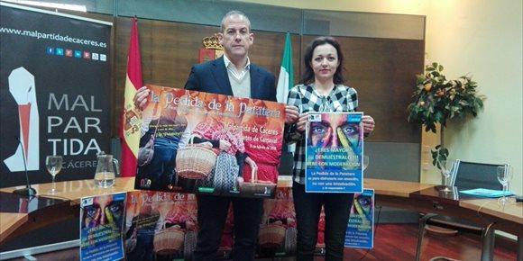 9. Malpartida de Cáceres prevé recibir unos 7.000 visitantes en la 'Pedida de la Patatera' el Martes de Carnaval
