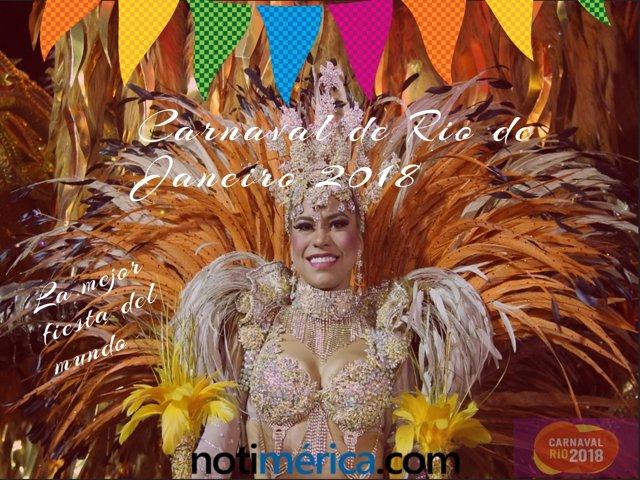 El carnaval más lindo del mundo inicia el 9 de febrero