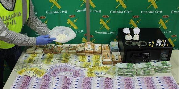 7. Desarticulada una red de tráfico de coca de gran pureza en Cabuérniga con ocho detenidos