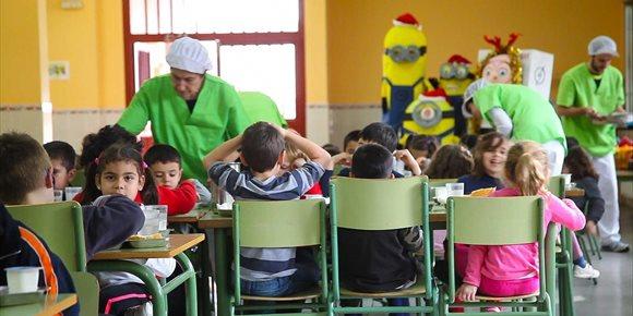 7. Los colegios por sí solos no son suficientes para combatir la obesidad infantil