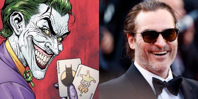 Joaquin Phoenix será el próximo Joker