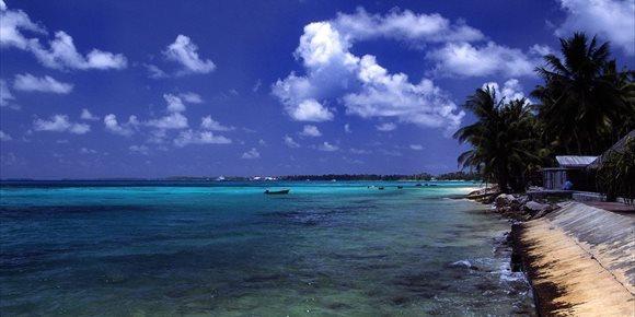 9. Tuvalu no se hunde en el mar; está aumentando de tamaño