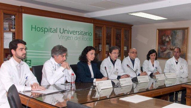 [L Mmcc.Huvmr.Sspa] Profesionales Del Hospital Virgen Del Rocío Logran Dos Avanc