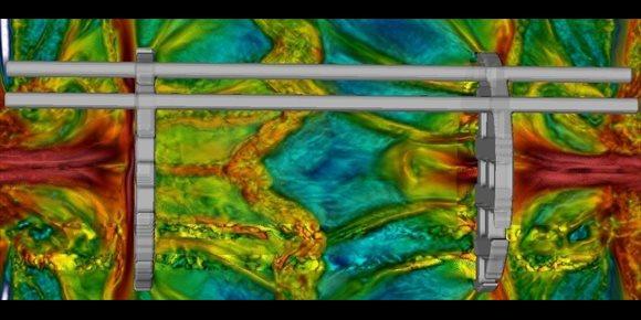 6. Demostrada la existencia de una 'dinamo turbulenta' en el cosmos