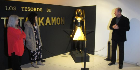 8. Valladolid recibe 'Los tesoros de Tutankamon'
