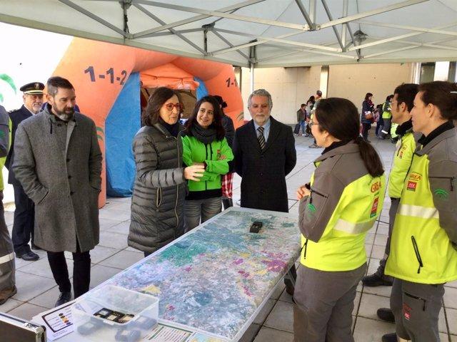 [Mediosandalucia1.Cji] El Servicio Del 112 Gestiona En Andalucía Una Media De Má