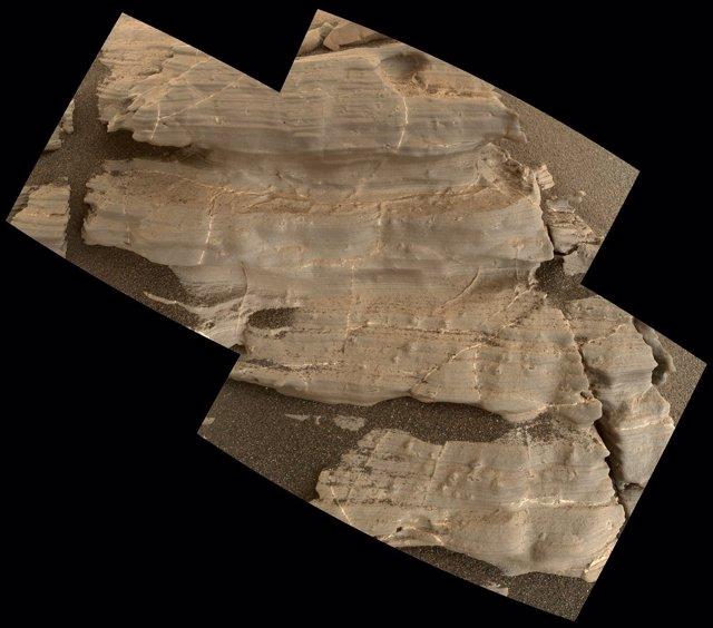 Roca 'Jura' de Marte