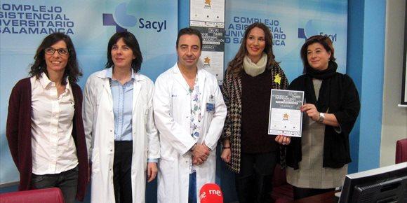 2. Salamanca acogerá los días 14 y 15 de febrero el II Congreso de Enfermedades Raras de Castilla y León