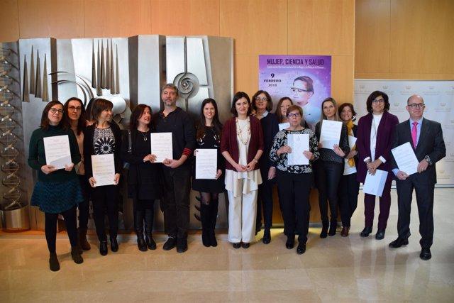 Jornada 'Mujer, Ciencia y Salud'