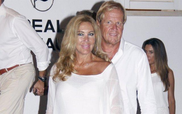 Norma Duval y Matthias Kuhn