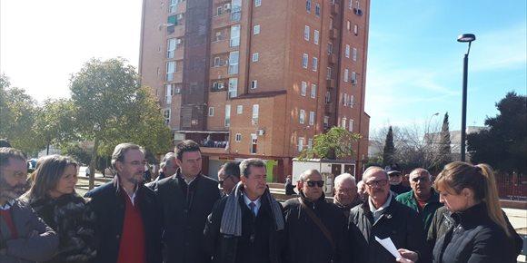4. La Junta destina más de dos millones a la mejora de Arrayanes en Linares y anuncia una nueva actuación en Blasco Ibáñez