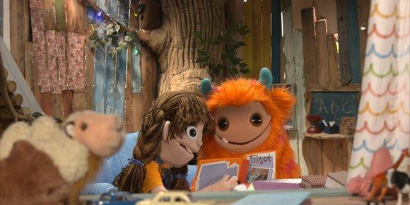 6. À Punt estrena en la web 'Júlia i Gilbert', la primera producció amb titelles