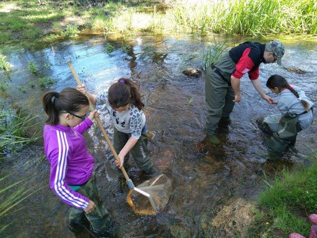 Programa 'Explora tu río'