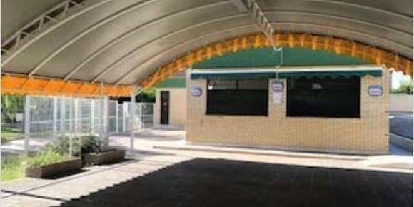 5. El Ayuntamiento de María de Huerva acometerá obras en el bar y los vestuarios de las piscinas municipales