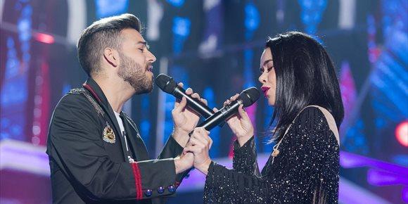 10. Arcópoli quiere que Ricky, Agoney y Marina, de OT 2017, sean los pregoneros del próximo Orgullo