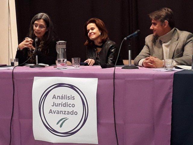 Debate sobre la reforma de la Ley electoral en Sevilla
