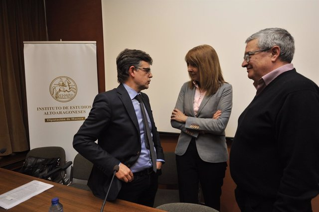 Clausura del Congreso del IEA, centrado en Alberto Gil Novales