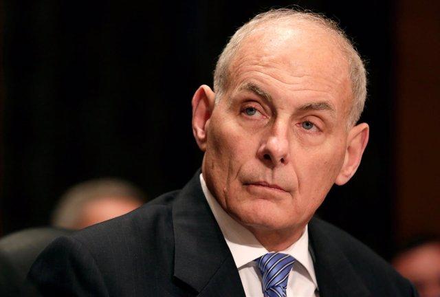John Kelly, secretario de Seguridad Nacional
