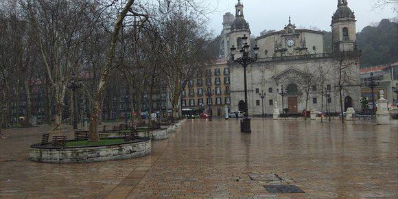 10. Previsiones meteorológicas del País Vasco para hoy, día 10