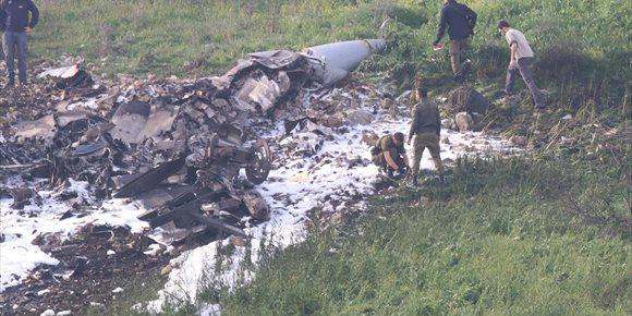 1. Israel confirma ataques sobre objetivos sirios e iraníes en Siria tras el derribo de uno de sus aviones