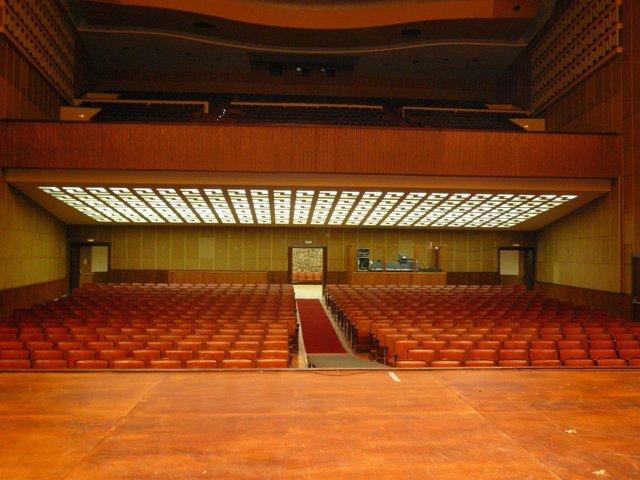 Auditorio Teobaldo Power