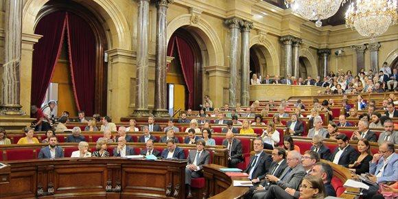4. El TC anula el acuerdo de la mesa del Parlament que permitió tramitar la ley del referéndum
