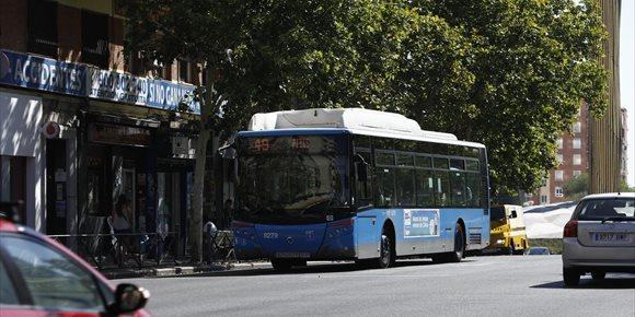 2. La EMT comenzará a reforzar 12 líneas desde este lunes con aumento de buses de hasta el 20%