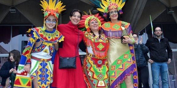 9. Más de 3.300 participantes de 46 peñas de cuatro CCAA desfilarán el Domingo de Piñata de Ciudad Real