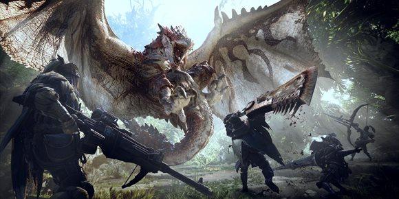 1. Monster Hunter: World, el regreso triunfal de la saga se corona como videojuego de referencia