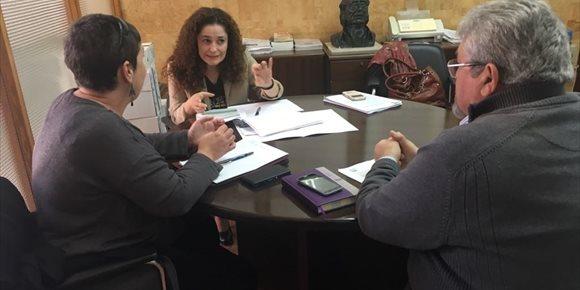 7. IU se reúne en Cádiz con Autismo Andalucía para conocer las necesidades de las personas con TEA