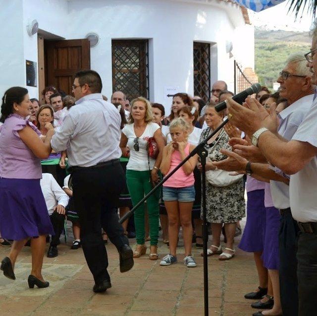 Bailes populares málaga cantes folclore malagueño talleres diputación cultura