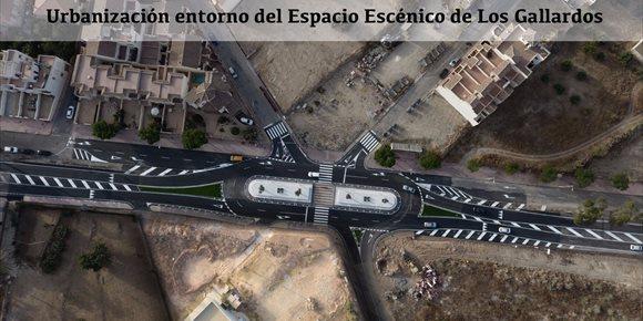 4. Diputación de Almería invertirá 275.000 euros en urbanizar el Espacio Escénico de Los Gallardos