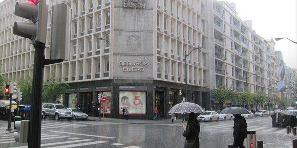 6. Activado para este domingo el aviso por lluvias persistentes