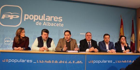 4. Tirado insiste en pedir a PSOE y Podemos que apoyen su Proposición de Ley sobre tiempos sanitarios