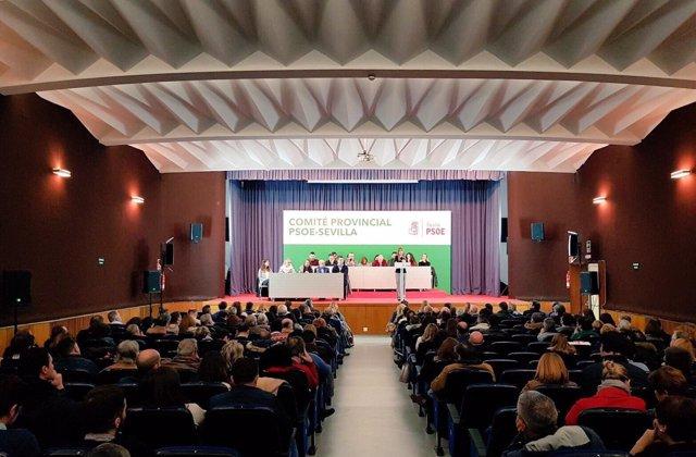 Comité Provincial del PSOE de Sevilla
