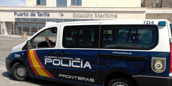 5. Detenido en Tarifa (Cádiz) un hombre reclamado desde Holanda por presunto tráfico de drogas
