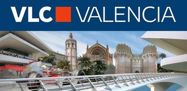 Logo de Turismo Valencia