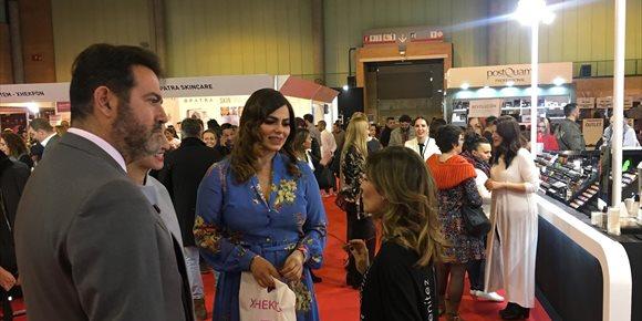 8. Inaugurada en Sevilla la muestra 'Expobelleza Andalucía 2018'